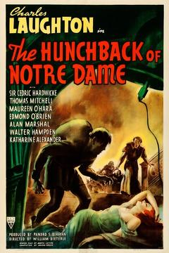 Best Movies of 1939 : The Hunchback of Notre Dame