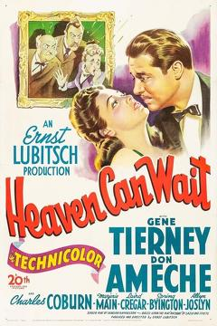Best Fantasy Movies of 1943 : Heaven Can Wait