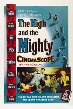 Best Thriller Movies of 1954 : The High and the Mighty