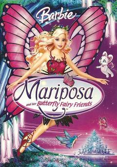 Best Animation Movies of 2008 : Barbie Mariposa