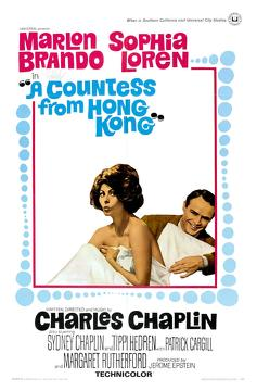 Best Romance Movies of 1967 : A Countess From Hong Kong