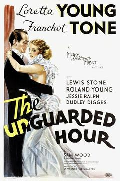 Best Crime Movies of 1936 : The Unguarded Hour