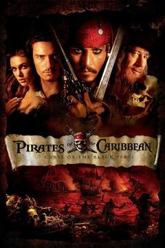 Best Fantasy Movies of 2003 : Pirates of the Caribbean: The Curse of the Black Pearl