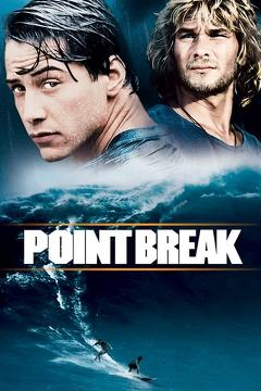 Best Action Movies of 1991 : Point Break