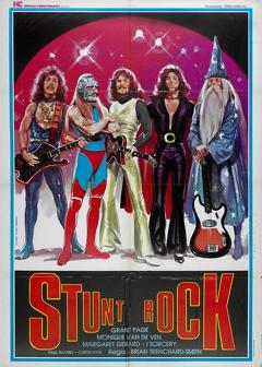 Best Action Movies of 1978 : Stunt Rock
