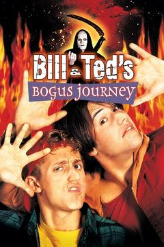 Best Fantasy Movies of 1991 : Bill & Ted's Bogus Journey