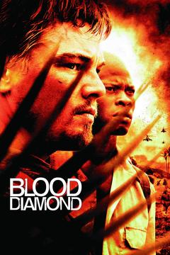 Best Drama Movies of 2006 : Blood Diamond