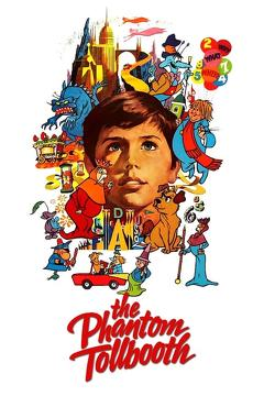 Best Animation Movies of 1970 : The Phantom Tollbooth