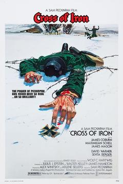 Best Action Movies of 1977 : Cross of Iron
