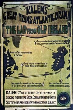 Best Romance Movies of 1910 : A Lad from Old Ireland