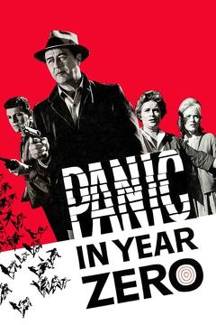 Best Science Fiction Movies of 1962 : Panic in Year Zero!