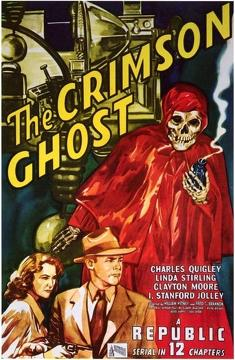 Best Adventure Movies of 1946 : The Crimson Ghost