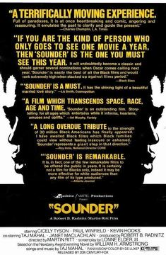 Best Drama Movies of 1972 : Sounder