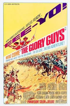 Best Western Movies of 1965 : The Glory Guys