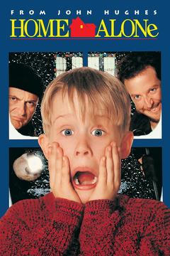 Best Comedy Movies of 1990 : Home Alone