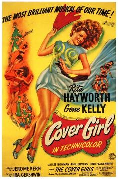 Best Music Movies of 1944 : Cover Girl