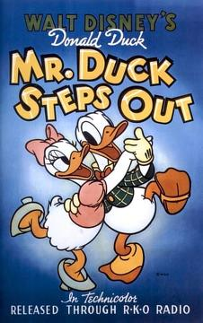 Best Animation Movies of 1940 : Mr. Duck Steps Out