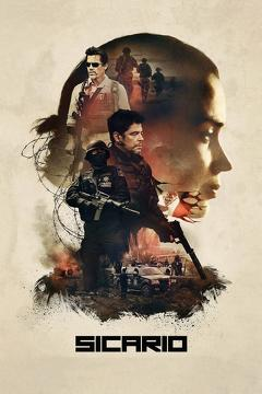 Best Thriller Movies of 2015 : Sicario