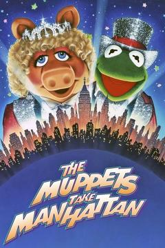 Best Comedy Movies of 1984 : The Muppets Take Manhattan