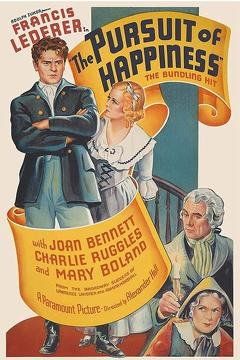 Best History Movies of 1934 : The Pursuit of Happiness