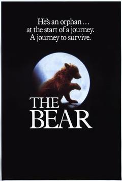 Best Drama Movies of 1988 : The Bear