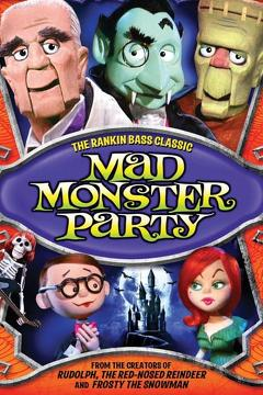 Best Horror Movies of 1967 : Mad Monster Party?