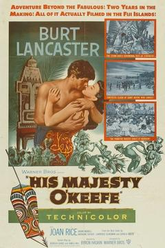 Best Adventure Movies of 1954 : His Majesty O'Keefe