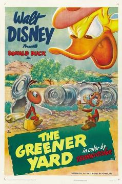 Best Animation Movies of 1949 : The Greener Yard