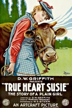 Best Drama Movies of 1919 : True Heart Susie