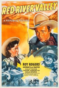 Best Action Movies of 1941 : Red River Valley