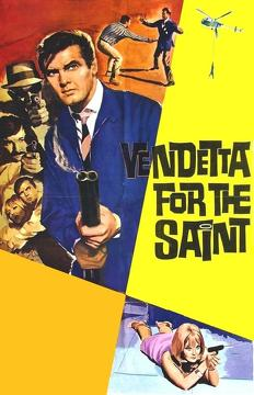 Best Crime Movies of 1969 : Vendetta for the Saint