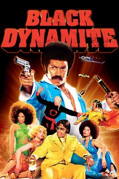 Best Comedy Movies of 2009 : Black Dynamite