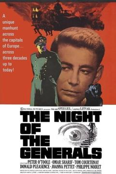 Best Crime Movies of 1967 : The Night of the Generals