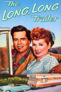 Best Romance Movies of 1954 : The Long, Long Trailer