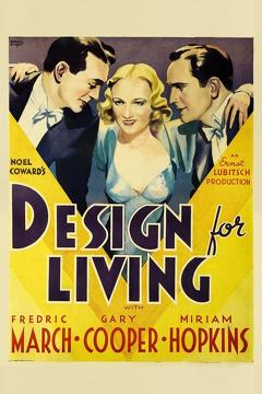 Best Romance Movies of 1933 : Design for Living