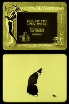 Best Animation Movies of 1919 : Out of the Inkwell