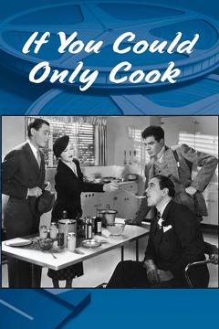 Best Comedy Movies of 1935 : If You Could Only Cook