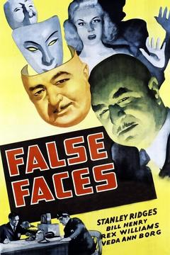 Best Mystery Movies of 1943 : False Faces