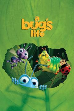 Best Comedy Movies of 1998 : A Bug's Life