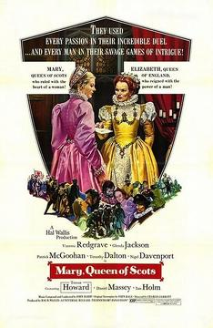 Best History Movies of 1971 : Mary, Queen of Scots