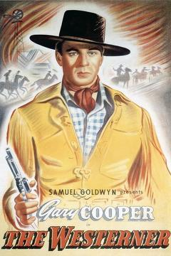Best Romance Movies of 1940 : The Westerner