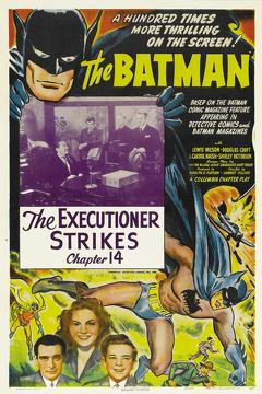 Best Science Fiction Movies of 1943 : Batman