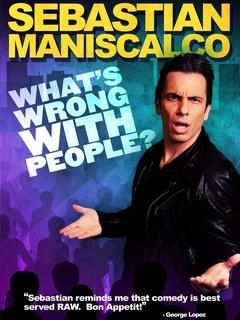 Best Tv Movie Movies of 2012 : Sebastian Maniscalco: What's Wrong with People?