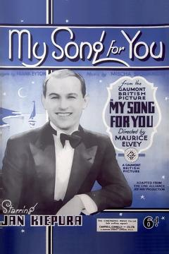 Best Music Movies of 1934 : My Song for You