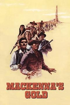Best Action Movies of 1969 : Mackenna's Gold
