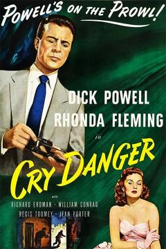 Best Crime Movies of 1951 : Cry Danger