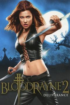 Best Western Movies of 2007 : BloodRayne: Deliverance