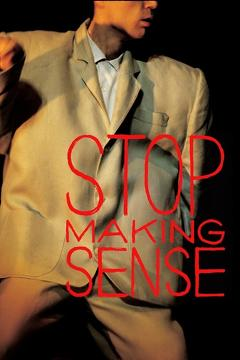 Best Documentary Movies of 1984 : Stop Making Sense