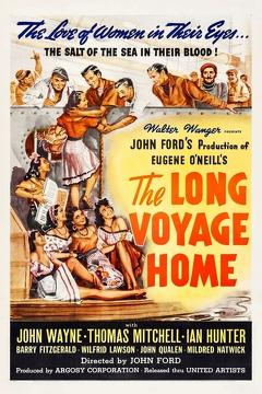 Best War Movies of 1940 : The Long Voyage Home