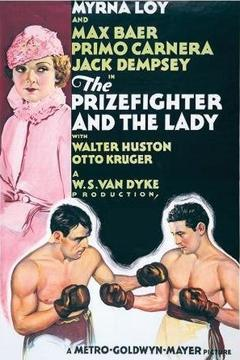 Best Romance Movies of 1933 : The Prizefighter and the Lady